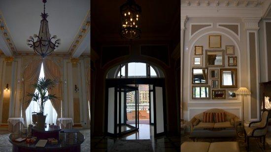 Hotel Maria Cristina, a Luxury Collection Hotel, San Sebastian: Interiores del hotel.