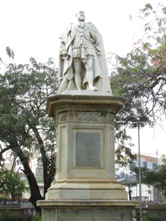 Statue of King Edward VII