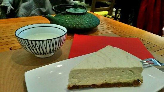 Tea & Ty: Le fameux cheesecake !