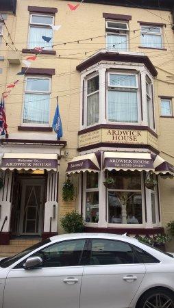 Ardwick House Hotel Foto