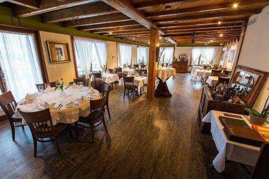 Oetwil am See, Schweiz: Speisesaal