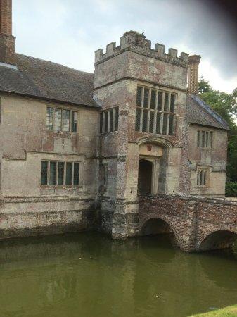 A Magical Tudor House With A Moat
