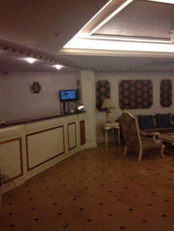 Dekor hotel istanbul turkiet omd men och for Dekor hotel istanbul