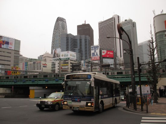 Shinjuku We Bus