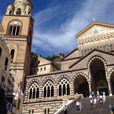 Duomo di Sant'Andrea Apostolo : Amalfi Duomo