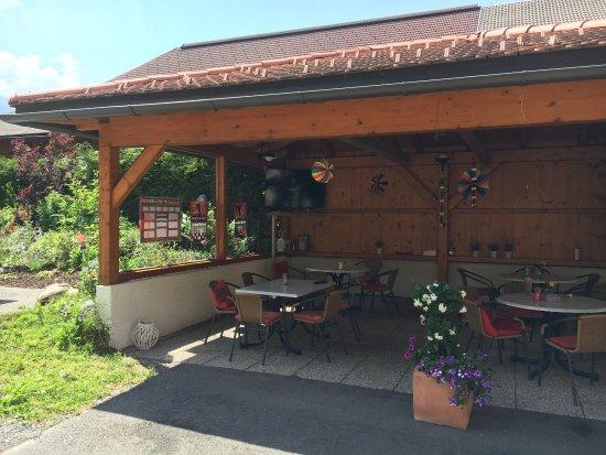 Gundersheim, Oostenrijk: Juni 2016