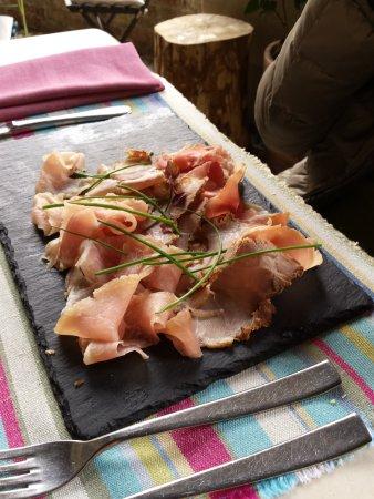 piatti in ardesia  Antipasto su piatto di ardesia - Foto di Odeon alla Colonna, Treviso ...