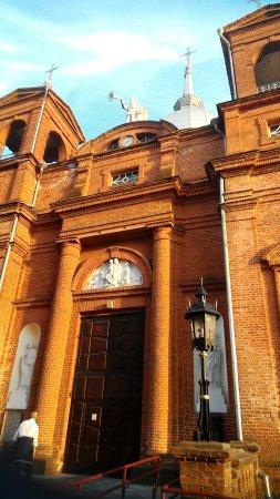 Utena, Litauen: Kristaus Žengimo į dangų bažnyčia