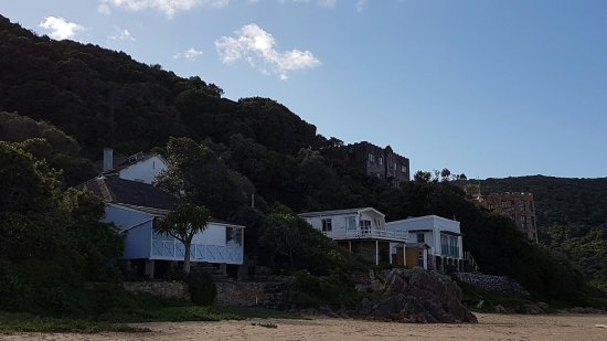 Conrad Pezula: Private beach of Pezula