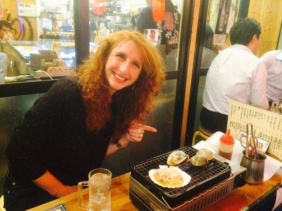 Marutomisuisan: BBQ seafood