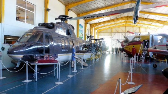 Musee de l'Aviation