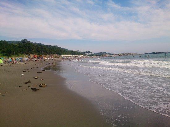 Isshiki Beach: 葉山・一色海岸