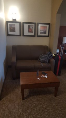 Bilde fra Comfort Inn & Suites San Francisco Airport WEST