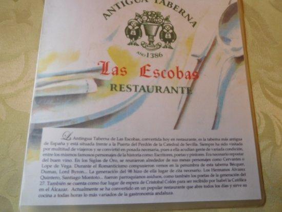 Barra y sala del comedor con un espectacular artesonado. - Picture ...
