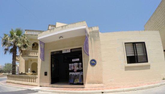 Munxar, Malta: Gaulos Dive Cove