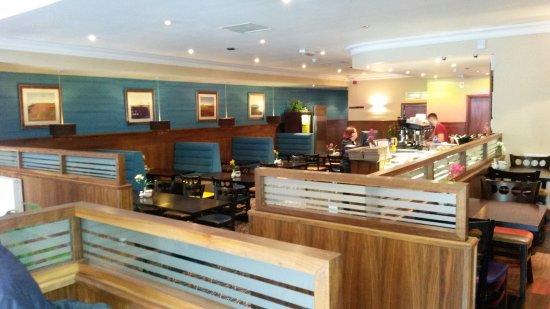 Pasha: Inside restaurant