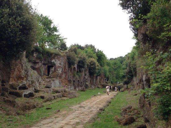 Civita Castellana, Italy: Via Amerina