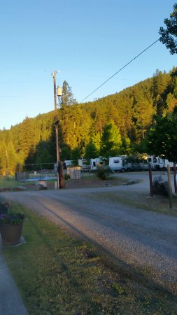 Saint Regis, MT: Campground St. Regis
