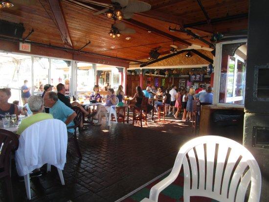 Greece, NY: Pelican's Nest - across restaurant