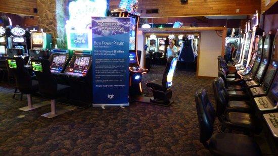 Deadwood Gulch Gaming Resort: Salle de jeu