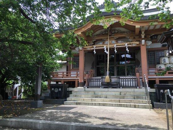 Fussa Shinmeisha Shrine