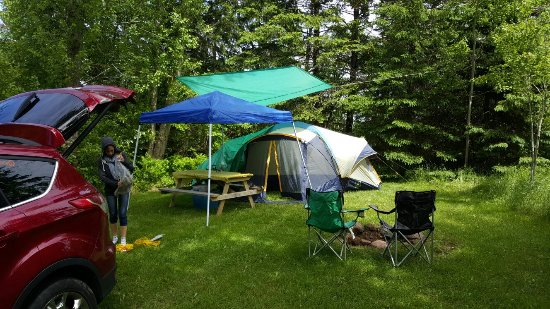 Cymbria Tent & Trailer Park: 20160617_133952_large.jpg