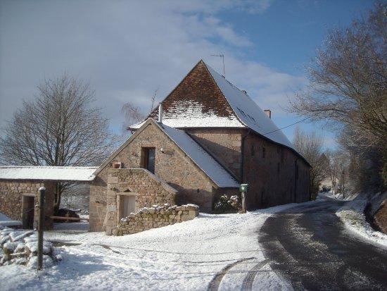 Saint Eugene, ฝรั่งเศส: Saint Eugène sous la neige