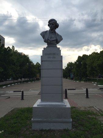 Bust of Chernyshevskiy