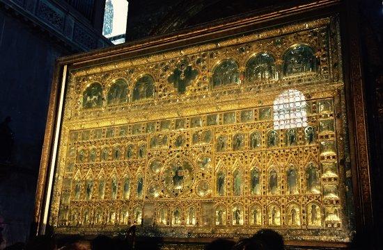 Particolare esterno picture of basilica di san marco for Esterno basilica di san marco