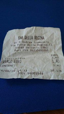 Bar della Regina