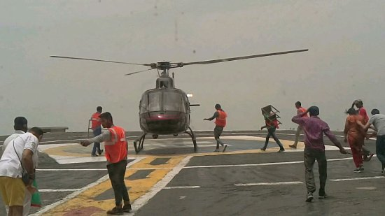 Ảnh về Helicopter Services