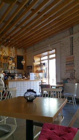 Baristacja - Kawiarnio Piekarnia