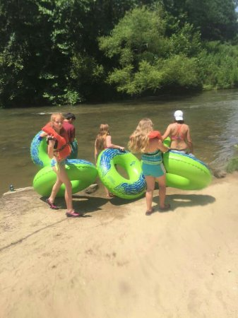 Wilderness Cove Tubing & Campground