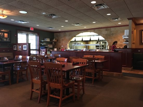Hilton Garden Inn at PGA Village / Port St. Lucie : Breakfast at the restaurant
