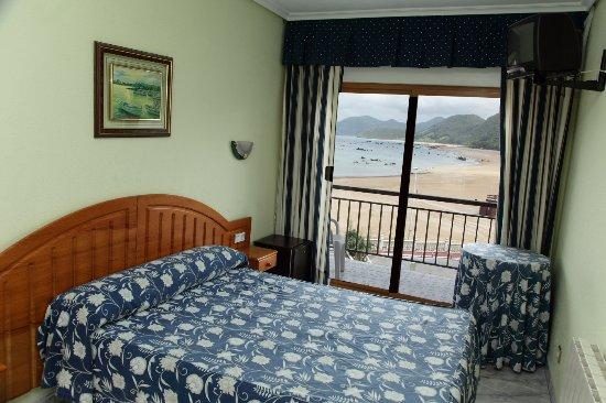 Hotel Arillo: Habitacion matrimonio