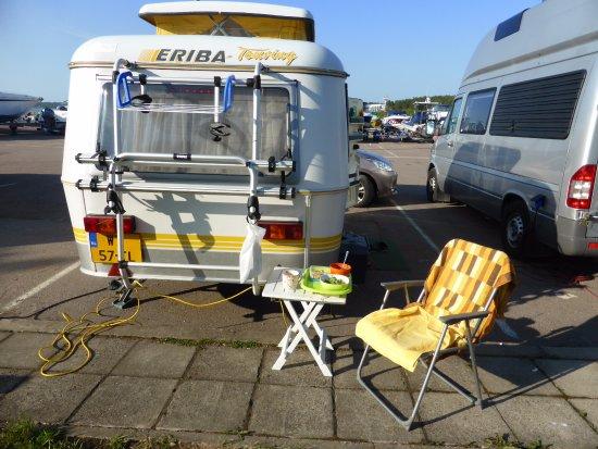 Pirita Harbour Caravan Campsite