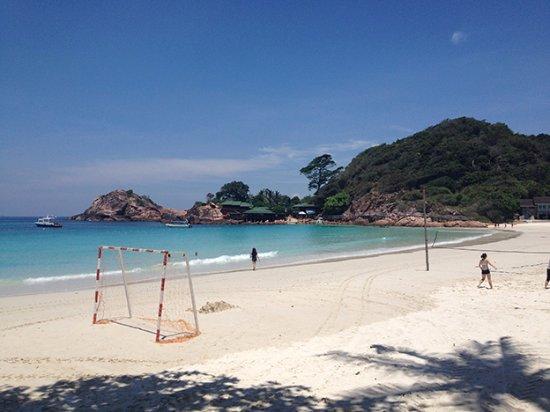 Redang Beach Resort: Beach activities