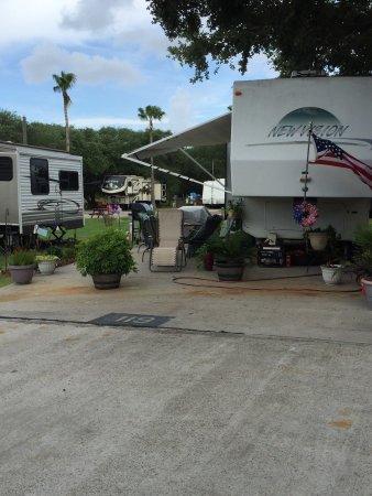 Wilderness Oaks Rv Resort Campground Reviews Rockport