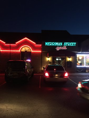 Merriman Street Grill : A great place to eat.