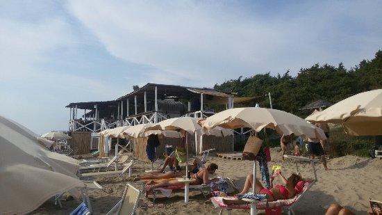Sabaudia, Italië: La Capanna