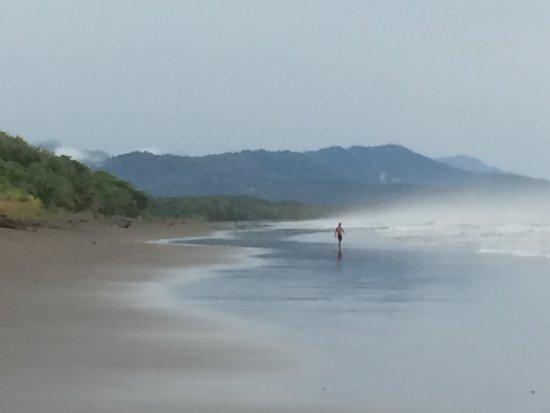 Playa Matapalo, คอสตาริกา: Beautiful deserted beach