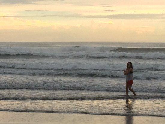 Playa Matapalo, คอสตาริกา: Great beach