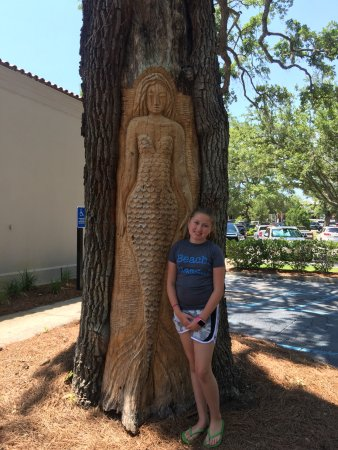 Tree Spirits of St. Simons Island