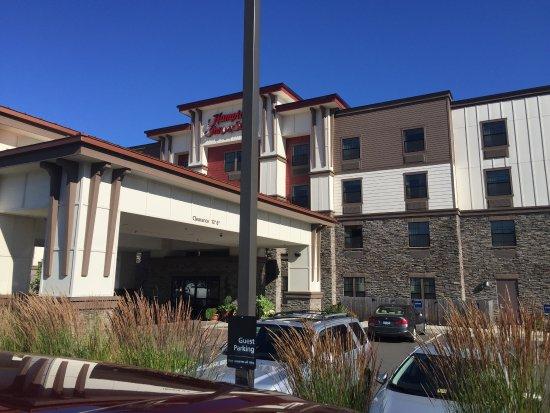 Dupont, WA: Very nice hotel!!