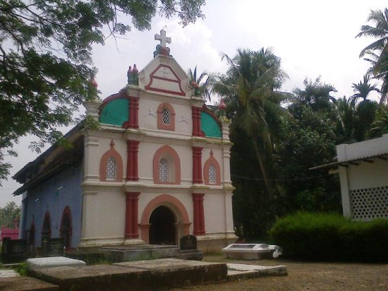 Thiruvalla, India: ST JOHNS CHURCH