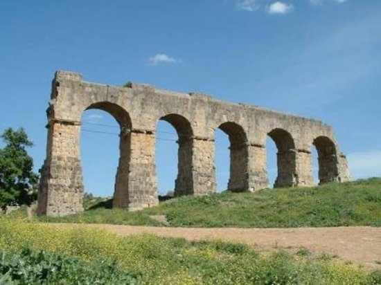 Константин, Алжир: L'aqueduc Romain Constantine