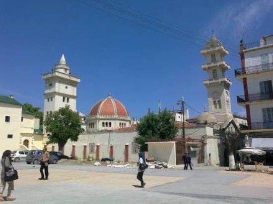 Constantine, Algeria: Mosquee Souq El Ghezal