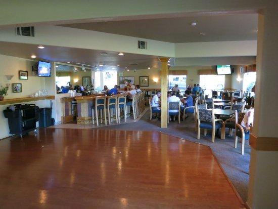 Arnold, Καλιφόρνια: Lounge View
