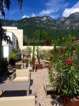 Bild von boutiquehotel feldererhof caldaro for Boutique hotel kaltern