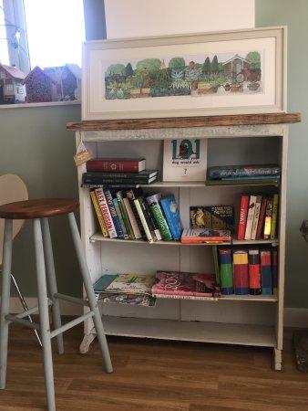 East Sussex, UK : Book swap :)